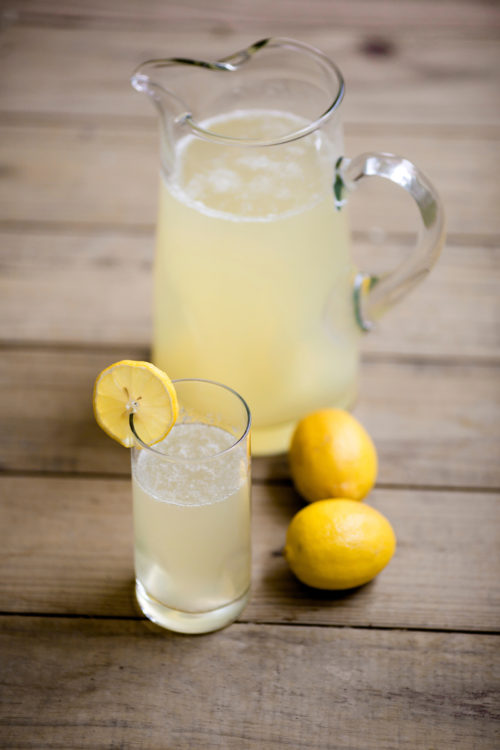 Boozy Lemonade is pictured on Saturday, Aug. 27, 2016, in Bloomington, Indiana. (Photo by James Brosher)