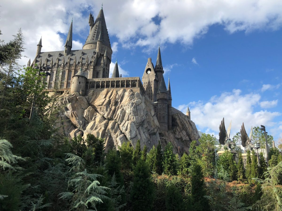 One Day At Universal Studios Orlando