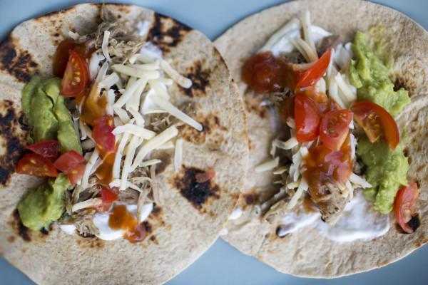 Pork Shoulder Tacos