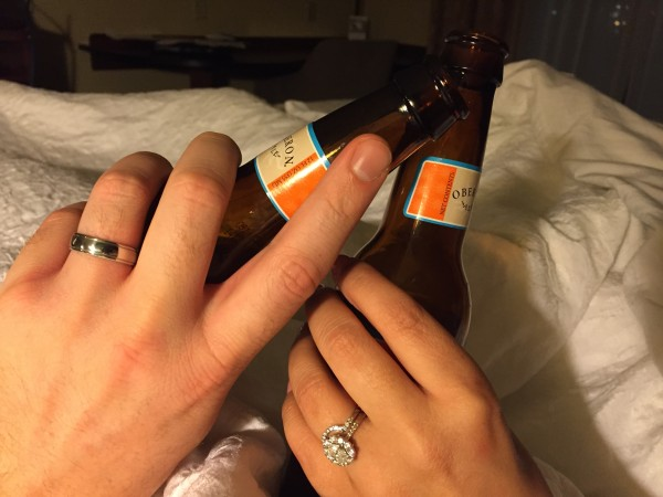 newlywed cheers