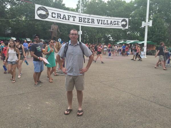 craft beer village