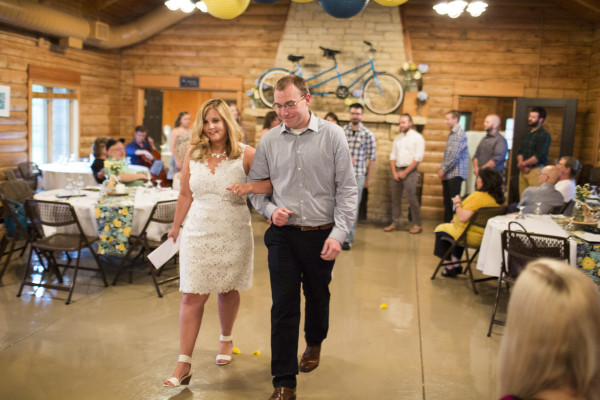 Images from the rehearsal for the Brosher-Harrington wedding at Davis Lodge on Lake Bloomington Friday, May 29, 2015, in Hudson, Ill. (Stephen Haas)