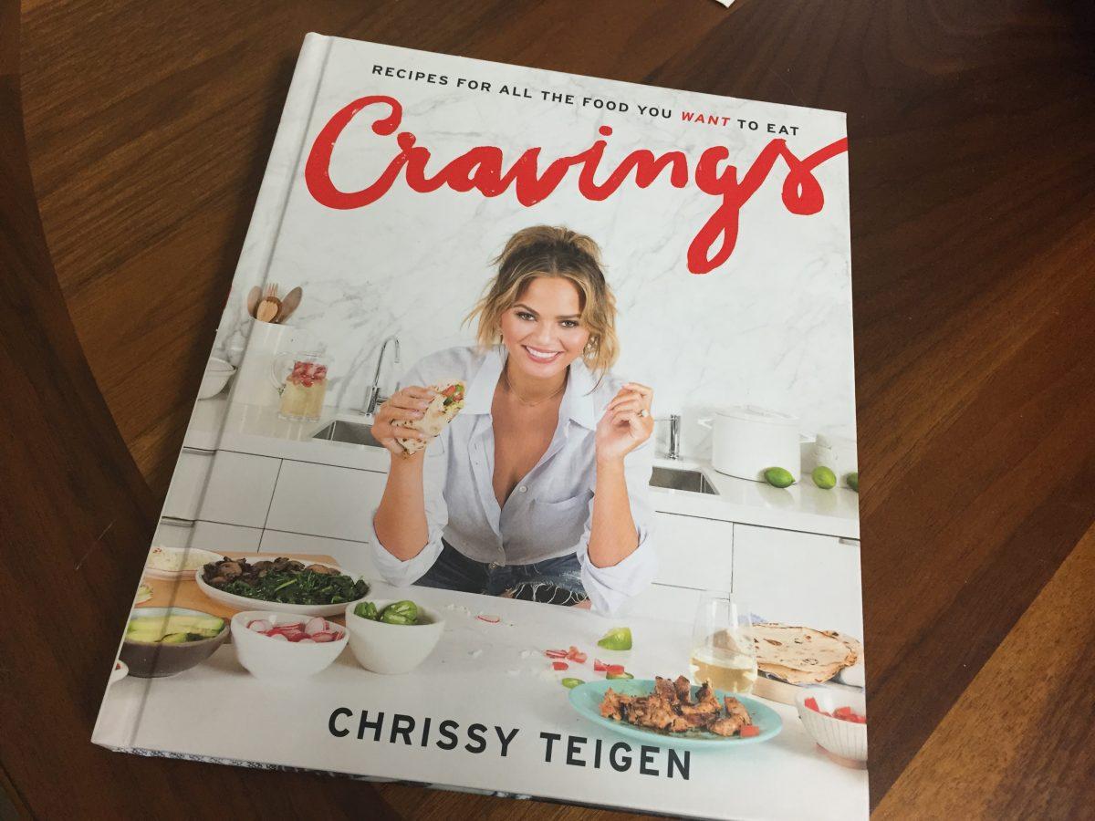 Review: Cravings Cookbook