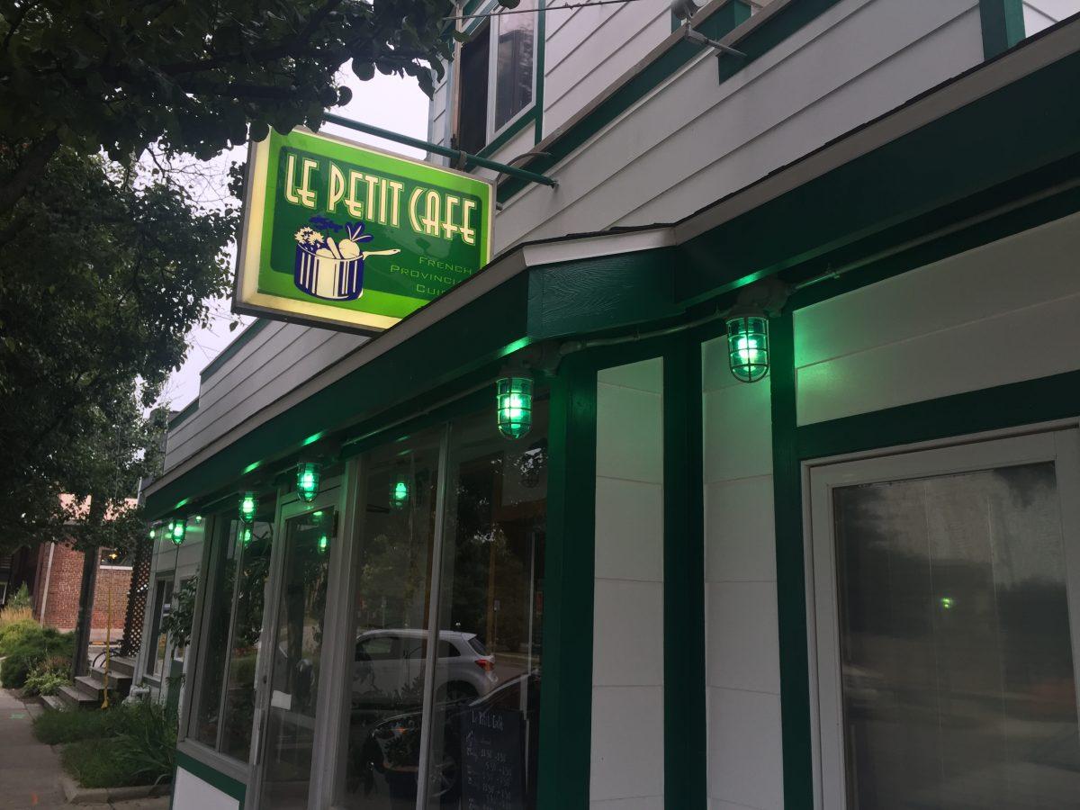 BTown Eats: Le Petit Cafe