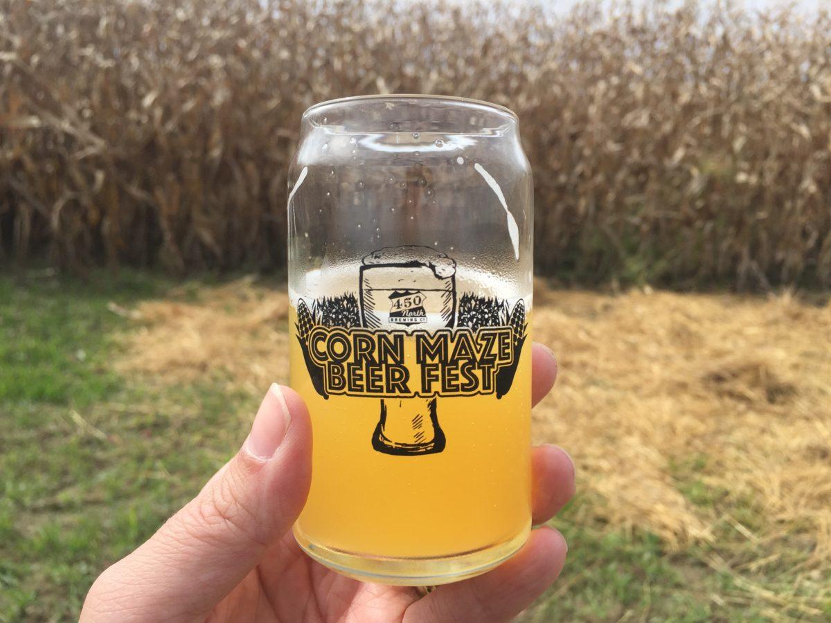 Corn Maze Beer Fest