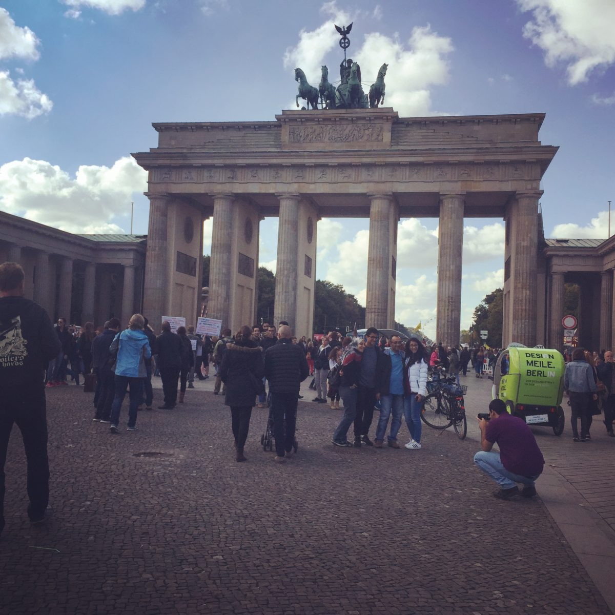 A European Adventure: Berlin