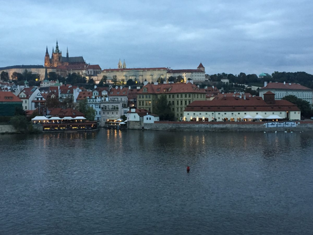 Prague and Brussels Highlights
