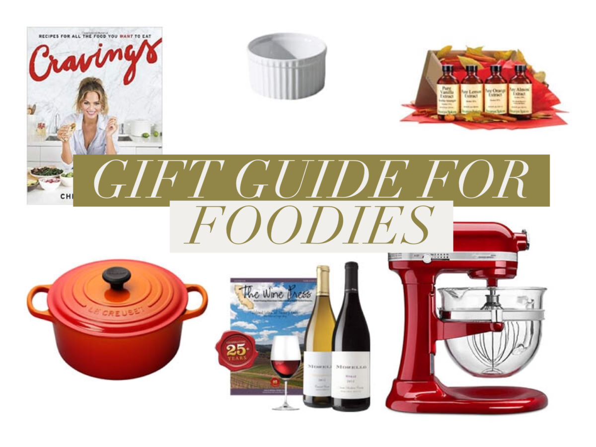 Holiday Gift Guide: Foodies
