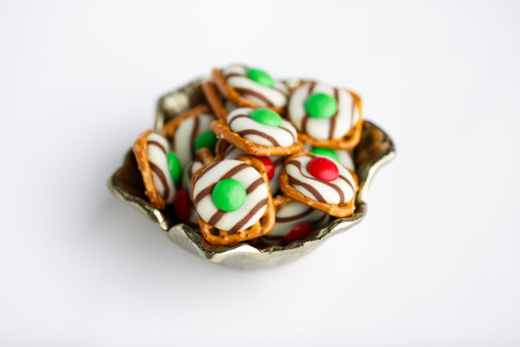 Pretzel Cookies are pictured on Monday, Dec. 5, 2016, in Bloomington, Indiana. (Photo by James Brosher)