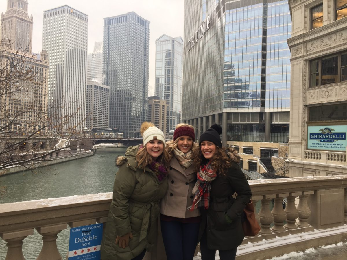 Whirlwind Chicago Reunion